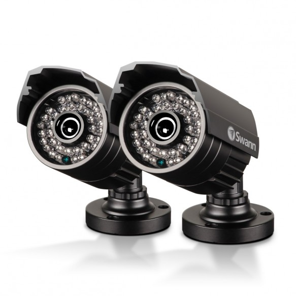 SWPRO-735PK2 PRO-735 2 Pack - Multi-Purpose Day/Night Security Camera - Night Vision 85ft / 25m -
