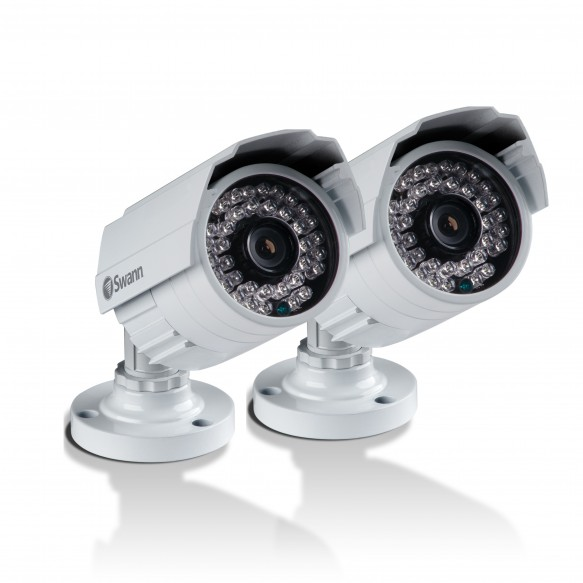 SWPRO-842PK2 PRO-842 2 Pack - Multi-Purpose Day/Night Security Camera - Night Vision 85ft / 25m -