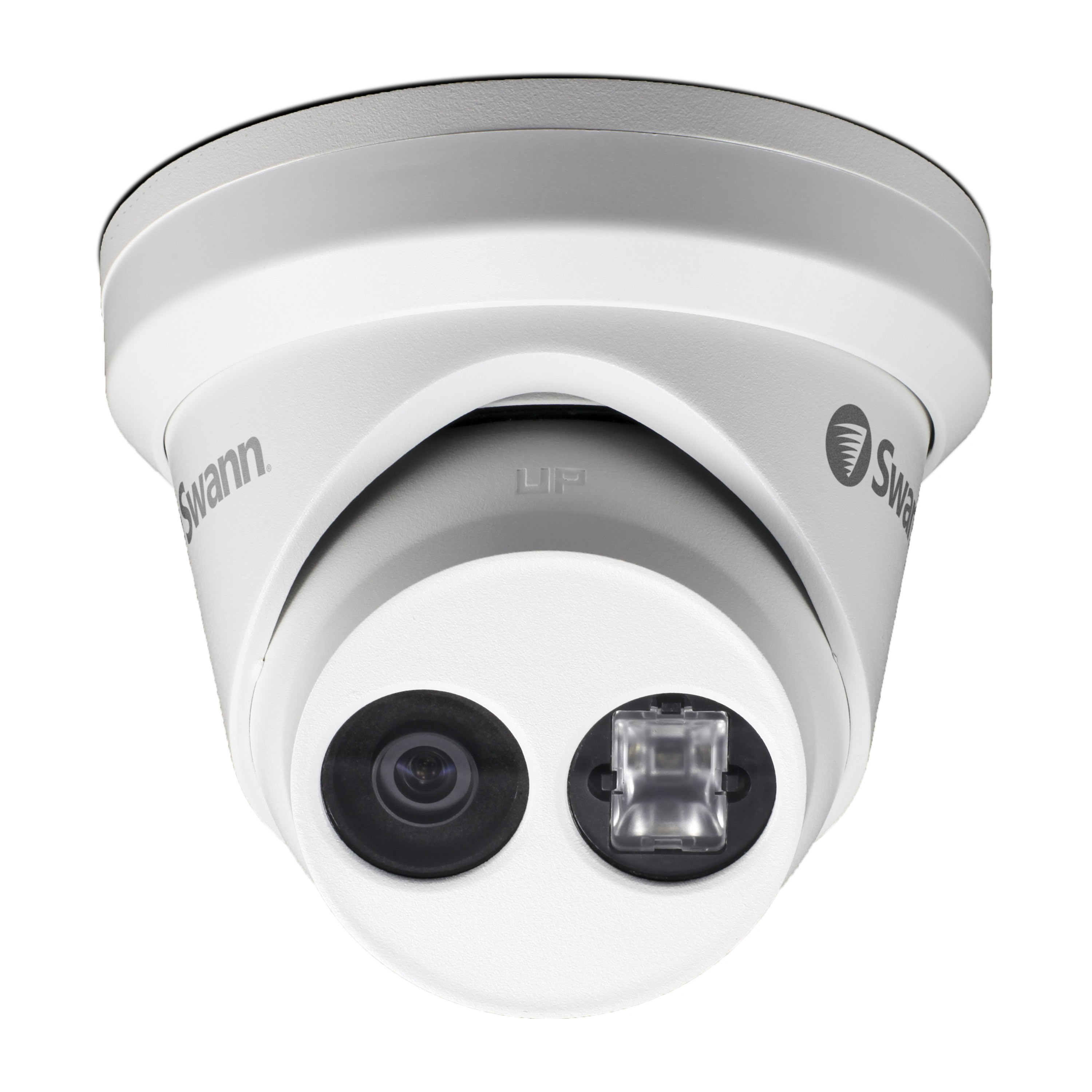 Swann 4K Ultra HD Dome Outdoor Security Camera with EXIR ...