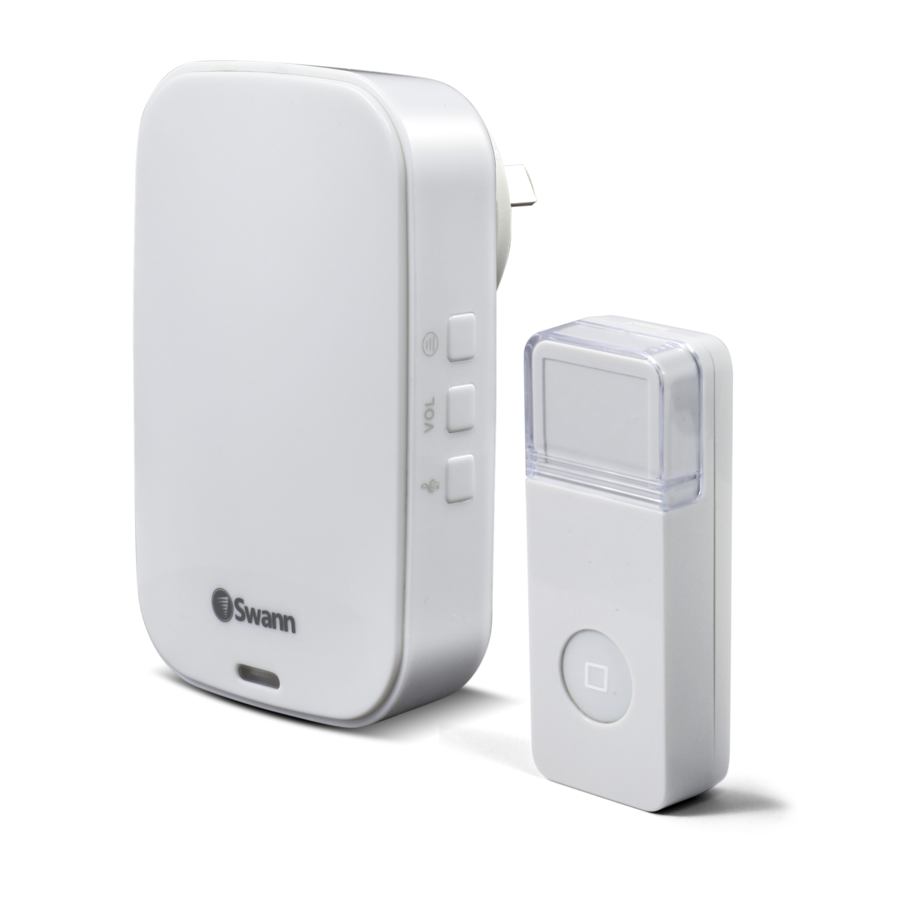 SWHOM-DC822P Wireless Home Doorbell Kit with Plug-in Chime Unit -