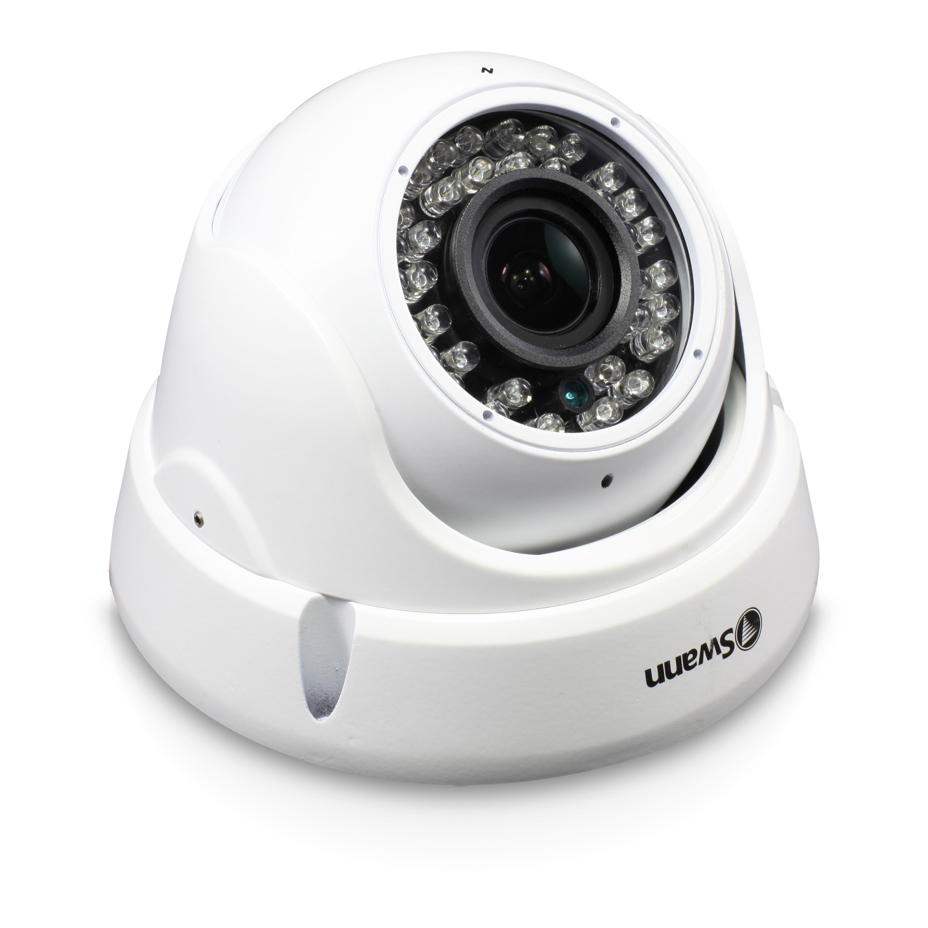 Swann Outdoor Security Camera 1080p Full Hd Dome With 4 X