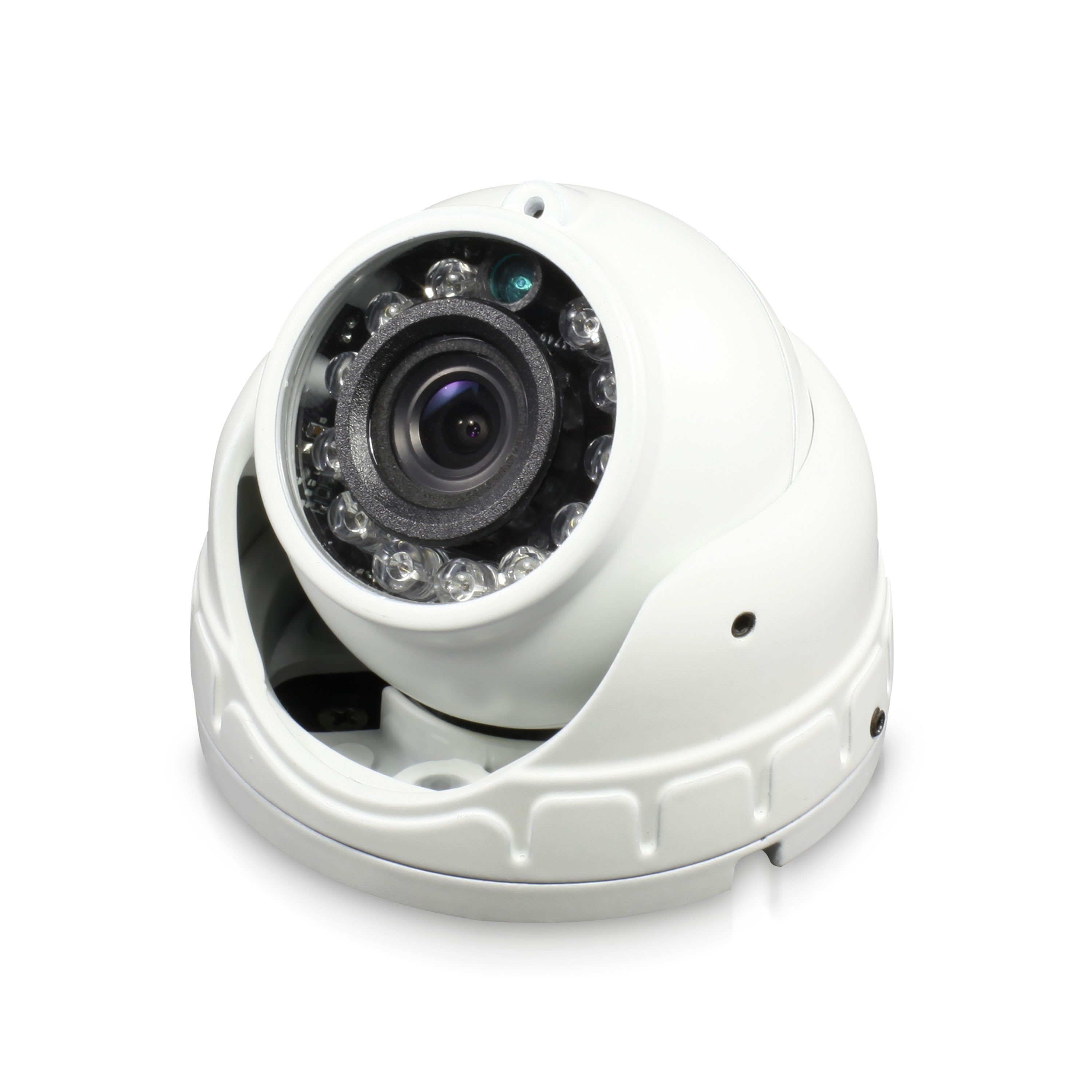 Swann Outdoor Security Camera: 1080p Full HD Mini Dome with Audio ...