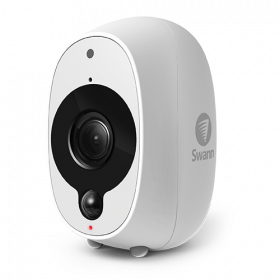 Wire-Free Smart Security Camera