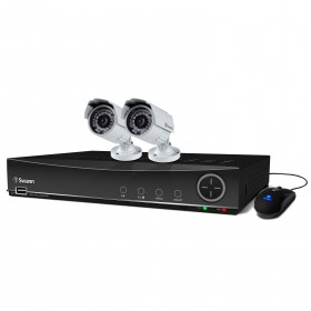 DVR4-4100 4 Channel 960H Digital Video Recorder & 2 x PRO-842 Cameras