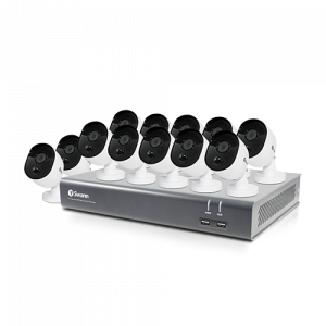 SWDVK-1645812TV 12 Camera 16 Channel 1080p Full HD DVR Security System -
