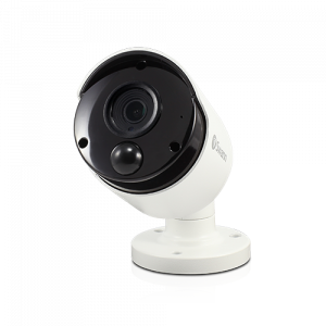 SWNHD-885MSB Swann Thermal Sensing PIR Security Camera: 4K Ultra HD Bullet with IR Night Vision - NHD-885MSB -