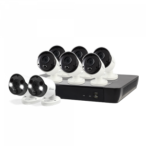 SWNVK-1685806B2FB 8 Camera 16 Channel 4K Ultra HD NVR Security System -