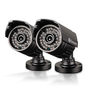 PRO-735 2 pack day/night security camera view 4