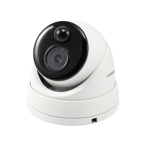 SWNHD-886MSD 4K Ultra HD Thermal Sensing Dome IP Security Camera - NHD-886MSD -