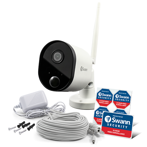 SWWHD-OUTCAM Wi-Fi Outdoor Security Camera -