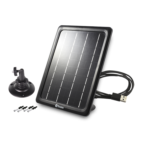 SWWHD-INTSOL Outdoor Solar Panel for the Smart Security Camera -