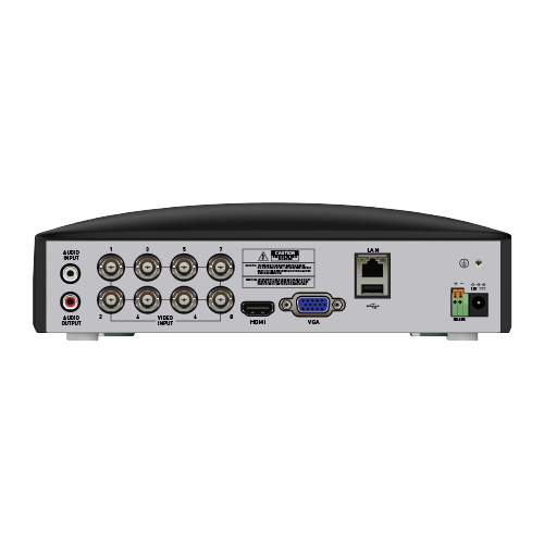 SWDVK-846808WL 8 Camera 8 Channel 1080p Full HD DVR Security System -