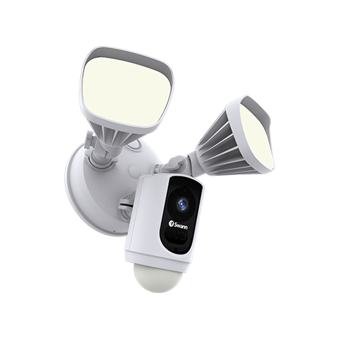 SWWHD-FLOCAMW Floodlight Security Camera -