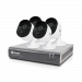 4 Camera 8 Channel 1080p Full HD DVR Security System