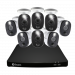8 Camera 16 Channel 1080p Full HD DVR Security System