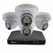 Enforcer™ 4 Camera 8 Channel 1080p Full HD DVR Security System (Plain Box Packaging)