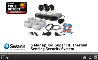 Video instruction guides usa how to install the swann thermal sensing 4980 hd security system solutioingenieria Images