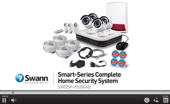 Swann security hook up
