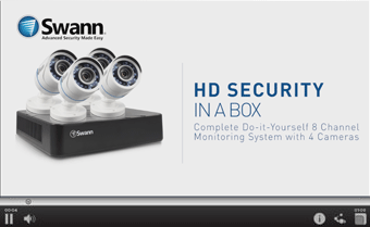 Video instruction guides uk how to install security in a box complete do it yourself 8 channel monitoring system with 8 cameras for home business solutioingenieria Choice Image