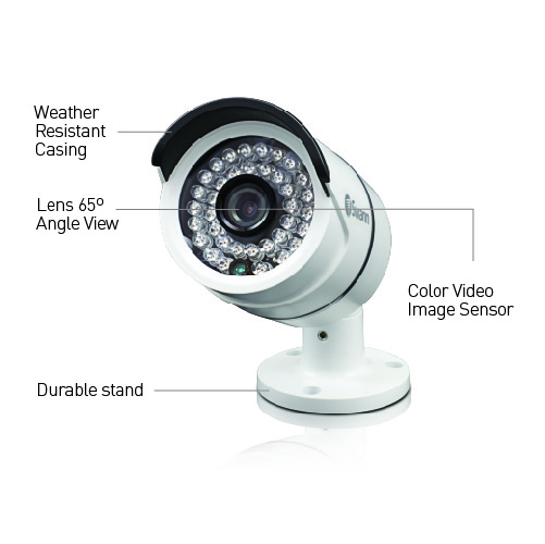nhd 806 720p hd security cameras night vision view details