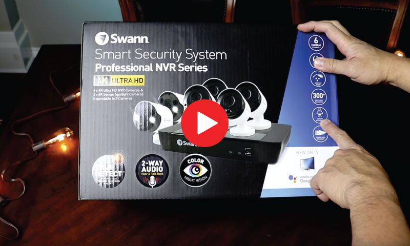 Outdoor Security Cameras & Surveillance Systems | Swann USA