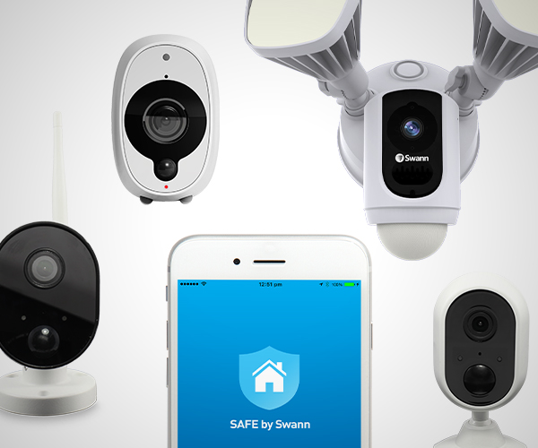 Wire-Free Smart Security Camera | Swann Security USA